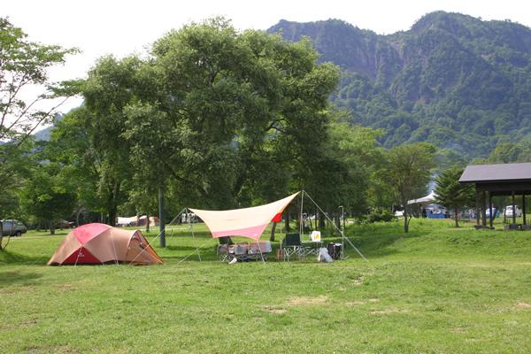 キャンプ場ガイド