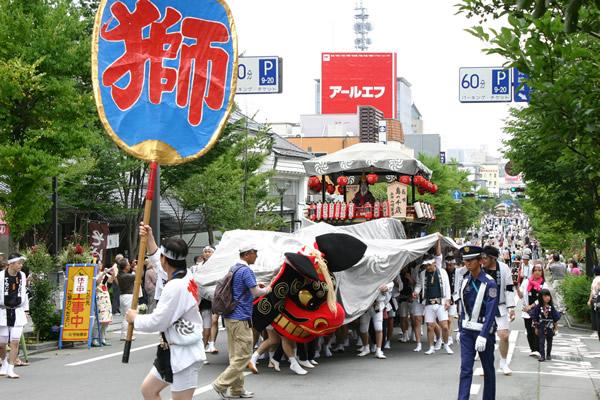 信州の祭り